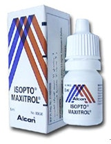 صورة , عبوة , دواء , أيزوبتو ماكسيترول , Isopto Maxitrol