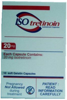 صورة,دواء,عبوة, أيزوتريتينوين, Isotretinoin