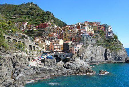 إيطاليا ، السياحة ، ريفيرا ، إلبا ، هيركولانيوم