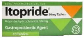 صورة, عبوة,دواء, إيتوبريد, Itopride
