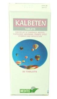 صورة , عبوة , دواء , لتخفيف حالات الإسهال , كالبيتن , Kalbeten