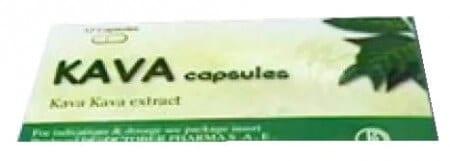 صورة , عبوة , دواء , كافا , اضطرابات النوم , Kava