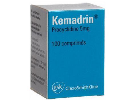 صورة , عبوة , دواء , كيمادرين , Kemadrin