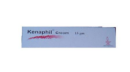 صورة , عبوة , دواء , كريم , كينافيل , Kenaphil