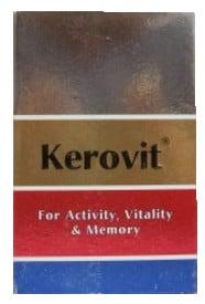 صورة,عبوة, كبسولات, كيروفيت, فيتامين ,Kerovit ,vitamins