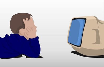 الأطفال, التلفاز,TV,Kid