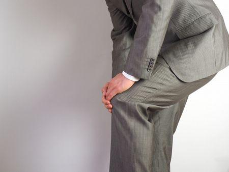 خشونة الركبة ، صورة ، ألم