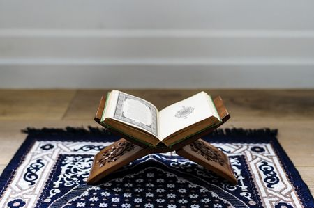 صورة , القرآن الكريم , الأمانة , أمانة النبي