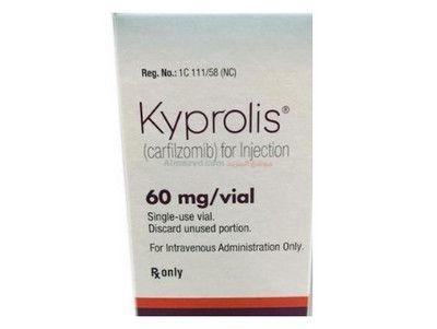 صورة , عبوة , دواء , علاج , صورة: عبوة كيبروليس , Kyprolis