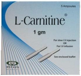 صورة,عبوة, إل كارنيتين, L-Carnitine