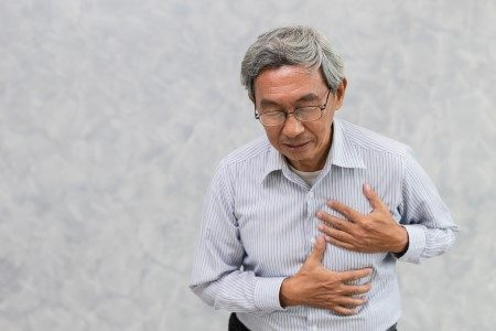 الصمام التاجي ، ارتخاء عضلة القلب ، نبضات القلب ، ضيق التنفس