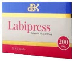 صورة, عبوة, لابيبريس, Labipress