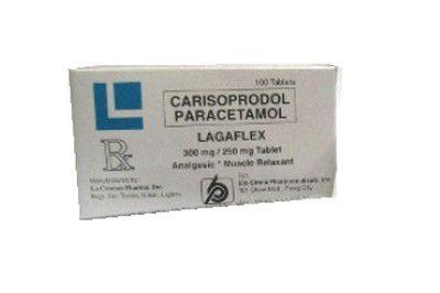 صورة , عبوة , أقراص , لعلاج آلام العضلات , لاجافلكس , Lagaflex