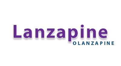 صورة, عبوة ,لانزابين,Lanzapine