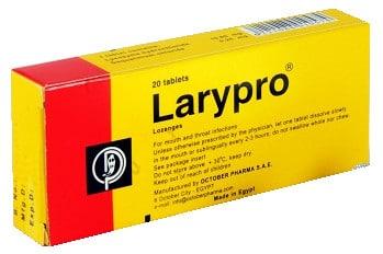 صورة, عبوة, لاري برو, Larypro