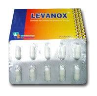 صورة, عبوة , ليفانوكس , Levanox