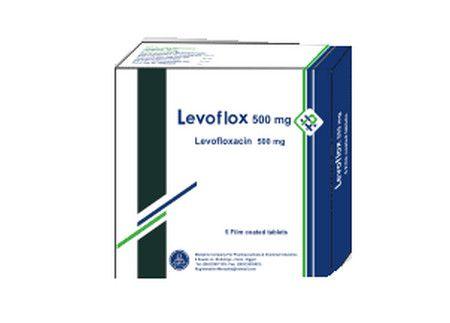 صورة , عبوة , دواء , ليفوفلوكس , Levoflox