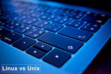 أنظمة التشغيل , Linux vs Unix