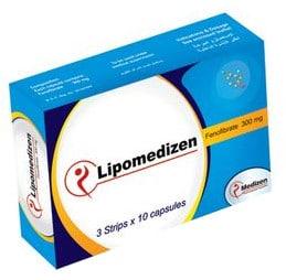 صورة, عبوة, ليبوميدزين, Lipomedizen