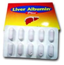 صورة, عبوة, ليفر ألبيومين بلس , Liver Albumin Plus