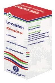 صورة,عبوة, لوكاستن 1% محلول , Locasten 1 % Solution