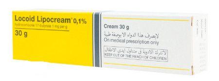 صورة , عبوة , دواء , كريم , لوكويد ليبوكريم , Locoid-Lipocream