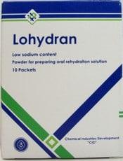 صورة, دواء, علاج, عبوة, لوهيدران , Lohydran