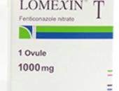 صورة,دواء,علاج, عبوة, لومكسين تي, Lomexin T