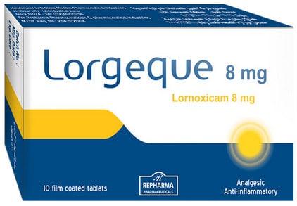 صورة,دواء,عبوة, لورجيك, Lorgeque