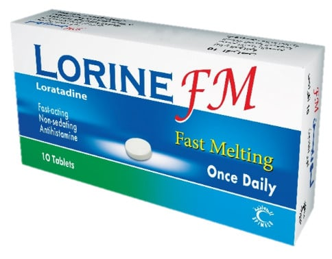 صورة, عبوة, لورين Lorine FM,FM