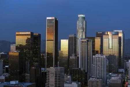 لوس أنجلوس ، هوليوود ، يونيفرسال استوديو ، فينيسيا ، حديقة حيوان ، المطاعم