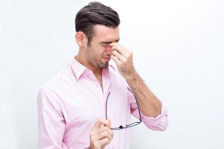 فقدان البصر ، ارتفاع ضغط العين ، اعتلالات العين ، شبكية العين