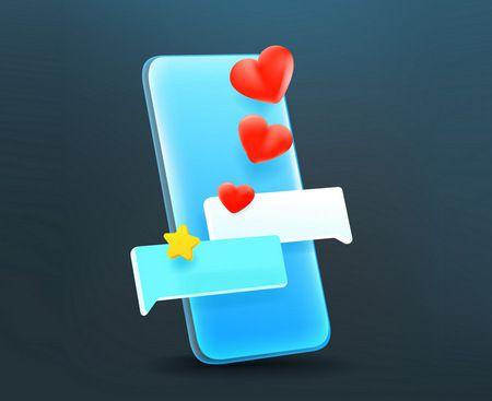 رسائل للخطيب المسافر , Love SMS