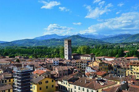 Lucca ، مدينة لوكا ، صورة ، إيطاليا