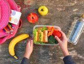 صورة التغذية السليمة لطلاب المدارس