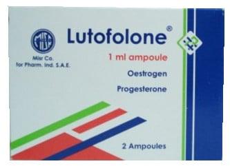 صورة, حقن, لوتوفولون, Lutofolone