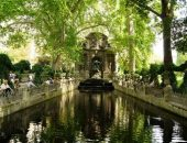 صورة , حدائق لوكسمبرج , باريس