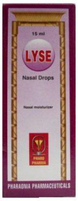 صورة, عبوة, لايس ,نقط للأنف, Lyse ,Nasal Drops