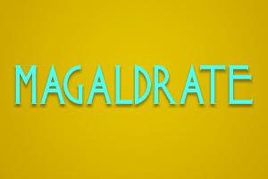 صورة,تصميم, مجالدريت, Magaldrate
