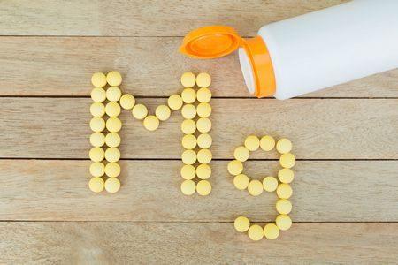 صورة , دواء , المكملات الغذائية , الماغنسيوم