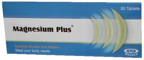 صورة, عبوة, ماغنيسيوم بلس, Magnesium plus