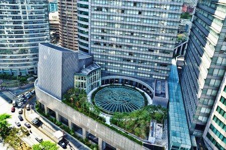 فنادق ، ماكاتي ، الفلبين ، بان باسفيك ، رافلز ماكاتي ، نيو وورلد