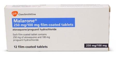 صورة,دواء,علاج, عبوة, مالارون , Malarone