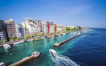 صورة , جزر المالديف , المناطق السياحية