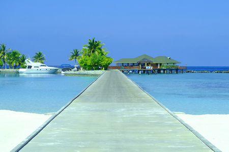 صورة , المالديف , الشواطئ , المنتجعات