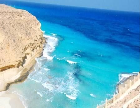 مرسى مطروح ، السياحة العلاجية ، السفاري ، الخلجان ، الإسكندرية ، الشواطئ