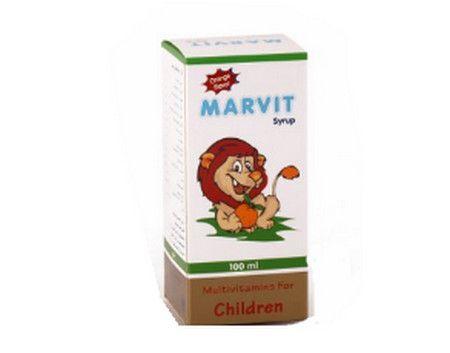 صورة , عبوة , دواء , مارفيت , Marvit , شراب