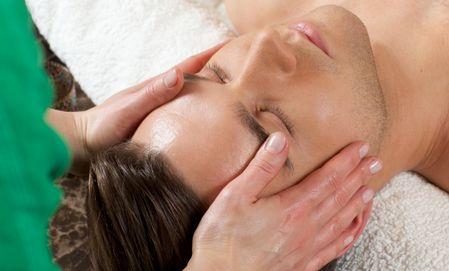 التدليك،وجه،رجل،مساج،Massage