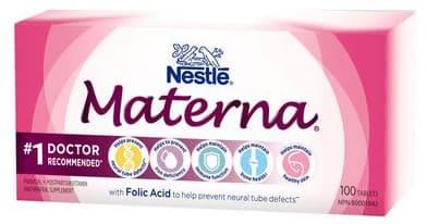 صورة,دواء,علاج,الحمل, عبوة, ماتيرنا, Materna