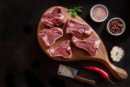 صورة , اللحم , العكاوي , الطبخ